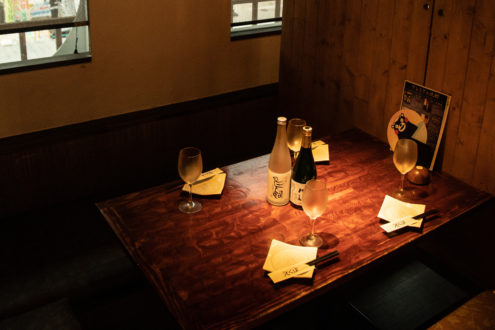 遊食亭 えくぼ 熊本新市街店 掘りごたつ個室